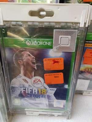 Sélection de jeux PS4 & Xbox One en promotion - Ex: FIFA 18 sur Xbox One - Lempdes  (63)