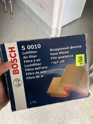 Filtre air Bosch S 0010 - Beauvais (60)