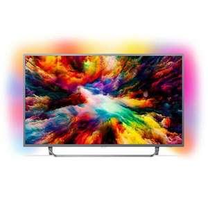 "TV LED 43"" Philips 43PUS7303 avec Ambilight (3 Côtés)- UHD 4K, HDR, Android TV (kamera-express.nl)"
