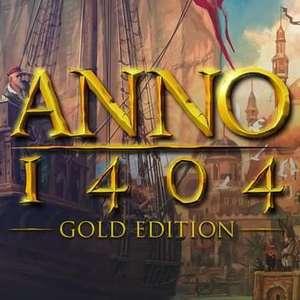 Anno 1404 - Édition Gold sur PC (dématérialisé, DRM-free)