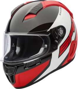 Casque moto Schuberth SR2 Wildcard (Rouge)