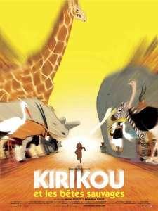 Film d'Animation Kirikou et les Bêtes Sauvages à visionner Gratuitement en Streaming (Dématérialisé)