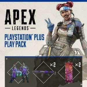 [Abonnés PS+] Offert - 2 Skins de personnage + 2 Skins d'arme + 2 Bannières pour le jeu Apex Legends (Dématérialisé)