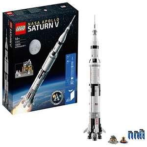 Jeu de construction Lego Ideas - NASA Apollo Saturn V (21309)