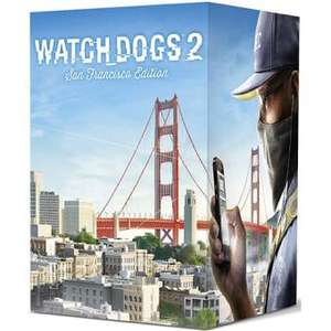 Watch Dogs 2 Edition Collector San Francisco sur PS4 & Xbox One (+1,25 euros de SuperPoints)