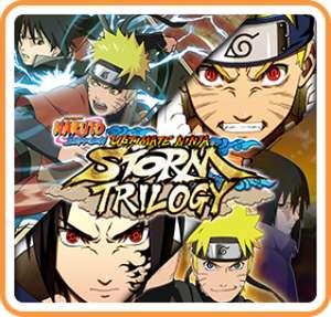 Naruto Shippuden: Ultimate Ninja Storm Trilogy sur Nintendo Switch (Dématérialisé - Canada)