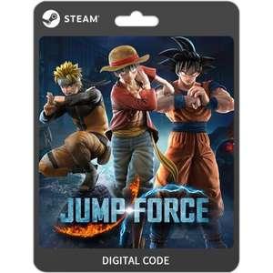 Jump Force sur PC (Dématérialisé - Steam)