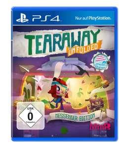 Sélection de jeux PS4 en promotion - Ex : Tearaway Unfolded Messenger Edition