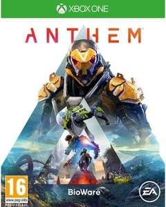 Anthem sur Xbox One - Semécourt (57)