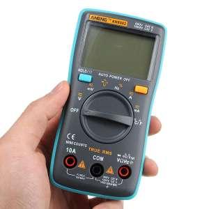 Multimètre Aneng AN8002 Digital True RMS 6000 points