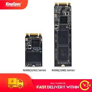 SSD M.2 KingSpec v2242 - 1To (68,79€ avec le code JOURSMALINS10)