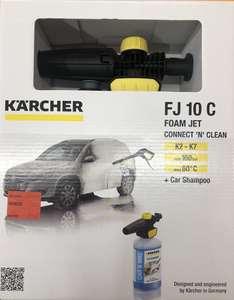 Buse à mousse haute-pression Kärcher Connect and Clean FJ 10 C - Chelles (77)