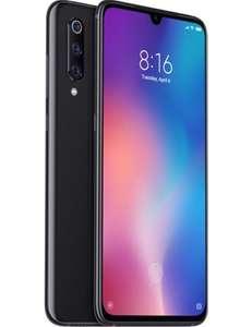 "Smartphone 6.39"" Xiaomi Mi 9 - Full HD+, 6 Go de RAM, 128 Go, 4G (B20/B28), Noir  (+27,72€ en SuperPoints) - 365,97€ avec le code RAKUTEN30"
