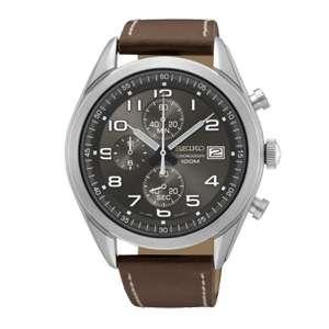 Montre Chronographe à Quartz Seiko Sport SSB275P1 pour Hommes (seikoboutique.fr)