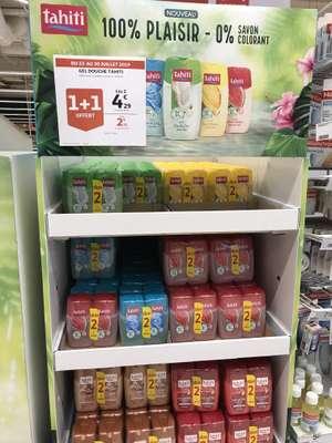 Lot de 2 Gels douche Tahiti - Auchant à Lyon saint-priest (69)