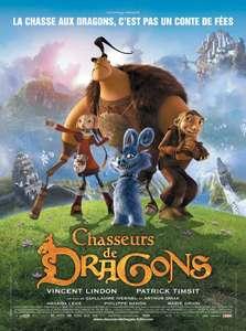 Film d'Animation Chasseurs de dragons visionnable Gratuitement en Streaming (Dématérialisé)