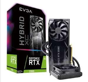 EVGA GeForce RTX 2080 XC Hybrid Gaming, 8GB