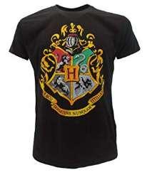 4 T-Shirts officiels Harry Potter