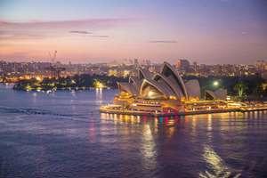 Vol Aller / Retour Paris <-> Sydney (Australie) en Novembre 2019 à partir de 495.56€