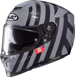 Casque de moto HJC Rpha70 - coloris Forvic Black (du XS au XL)