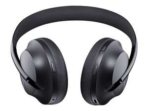 Casque sans-fil à réduction de bruit Bose Headphones 700 - Bluetooth, Noir (329,99 avec le code CR20 - 17.50€ offerts en SuperPoints)