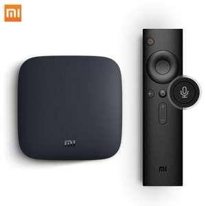 Box TV Xiaomi Mi Box 3 - RAM 2Go, 8Go (Via Coupon Vendeur - 40,24€ via Paypal)