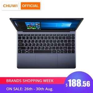 """PC portable 14.1"""" full HD Chuwi HeroBook - Atom x5-E8000, 4 Go de RAM, 64 Go, Windows 10 (entrepôt Espagne)"""