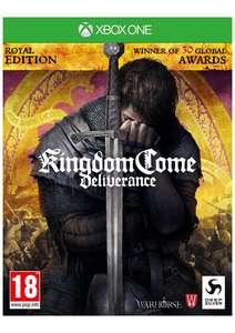 Kingdom Come: Deliverance Royal Edition sur Xbox One