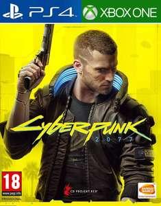 [Pré-commande] Cyberpunk 2077 sur Playstation 4 et Xbox One (Version UK)