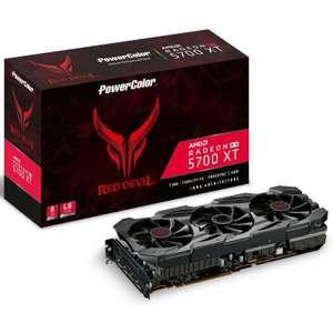 Carte graphique PowerColor Radeon RX 5700 XT Red Devil - 8 Go