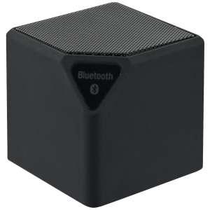 Mini enceinte lumineuse Bluetooth Big Ben - Noire