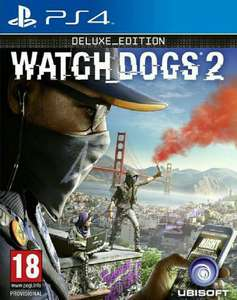 Watch Dogs 2 - Édition Deluxe sur PS4