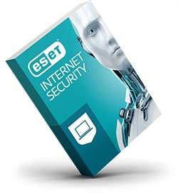 License Antivirus ESET Internet Security Gratuit pendant 12 mois (Dématérialisé) - eset.com
