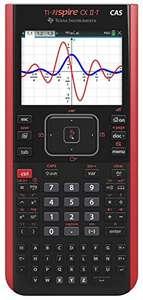 Calculatrice Texas Instrument - Nspire CX II-T cas (avec mode examen)