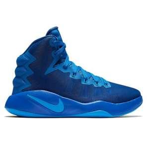 Chaussures Nike Hyperdunk - bleu (taille 54.5)
