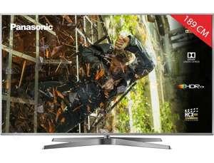 "TV 75"" Panasonic TX-75GX942E - 4K UHD, HDR 10+, Dolby Atmos, Dolby Vision, Smart TV"