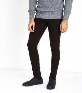 Jean skinny - Taille 24, Noir