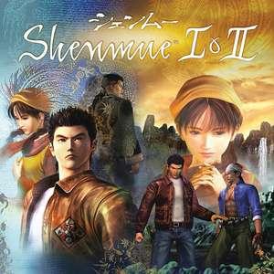 Sélection de jeux Sega en promotion sur PC - Ex: Pack Shenmue 1 + 2 (Dématérialisé - Steam)
