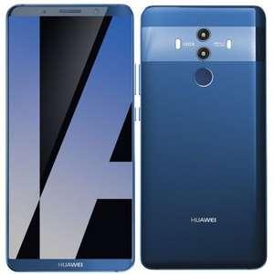"Smartphone 6"" Huawei Mate 10 Pro - 128 Go, FullHD, Kirin 970, 6Go de RAM (Reconditionné)"