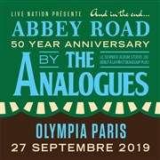 """Concert The Analogues jouent """"Abbey Road"""", place Carré Or Le 27 Septembre - L'Olympia, Paris (75)"""