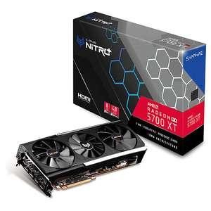 Carte Graphique Sapphire Nitro+ Radeon RX 5700 XT 8Go + 3 Mois Xbox Game Pass PC (437,90€ avec le code CLAVECIN)