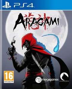 Aragami sur PS4