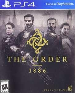 Jeux PS4 Dématérialisés - Wolfenstein The Old Blood à 5.6€ ou The Order 1886