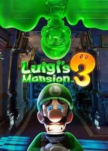 [Précommande] Luigi's Mansion 3 sur Nintendo Switch (+ bon d'achat de 5€ à valoir sur les jeux vidéo)