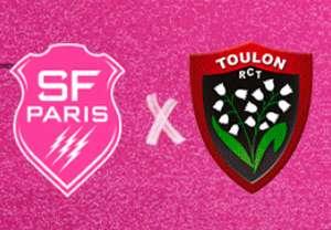 [Étudiants] Place pour le match de Rugby de Top 14 - Stade Français vs Toulon à 1€ - Paris (75)