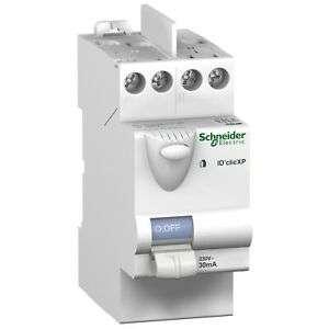 Interrupteur différentiel Schneider 23160 - 40A, 30m AC, peignable