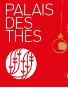 Miniature de 30g de thé + Boule de Noël offertes dès 46€ d'achat