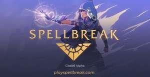 Accès Beta Spellbreak Gratuit sur PC (Dématérialisé - Epic Launcher)