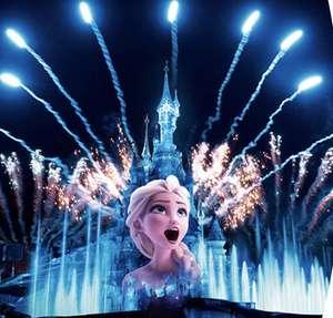 Jusqu'à 25% de réduction - Ex: Billets pour 2 - 2 jours, 2 Parcs Disneyland Paris + 1 nuit Hotel Sante Fe + BA 200€  (du 04 au 05 Mars 2020)