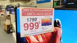 "TV 55"" LG 55B8 - OLED, HDR 10 Pro, Dolby Vision et Atmos, Smart TV (65B8 dispo à 1499€)"